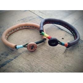 Bracelet LEATHER CUFF