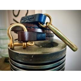 Porte clés lanière